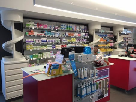 Pharmacie de la marne libourne for Pharmacie de garde salon