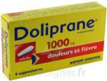 DOLIPRANE ADULTES 1000 mg, suppositoire à Libourne