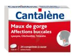 CANTALENE, comprimé à sucer à Libourne