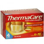 THERMACARE, pack 4 à Libourne