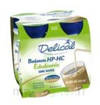 DELICAL BOISSON HP HC EDULCOREE, 200 ml x 4 à Libourne