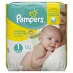 PAMPERS NEW BABY PREMIUM PROTECTION, taille 1, 2 kg à 5 kg, sac 22 à Libourne