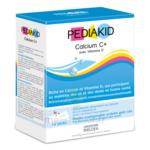 Pédiakid Calcium C+ Poudre Orale Cola 14 Sticks à Libourne