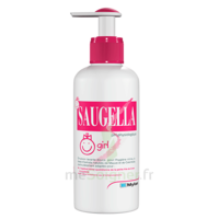 Saugella Girl Savon Liquide Hygiène Intime Fl Pompe/200ml à Libourne