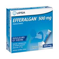 Efferalgan 500 Mg Glé En Sachet Sach/16 à Libourne