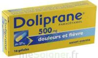 DOLIPRANE 500 mg Gélules B/16 à Libourne