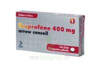 Ibuprofene Arrow Conseil 400 Mg, Comprimé Pelliculé à Libourne