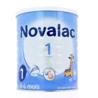 NOVALAC LAIT 1 , 0-6 mois BOITE 800G à Libourne