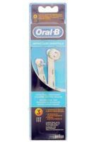 Brossette De Rechange Oral-b Ortho Care Essentials X 3 à Libourne