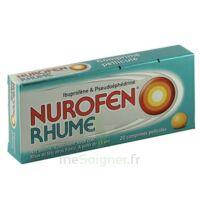 NUROFEN RHUME, comprimé pelliculé à Libourne