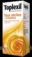 Toplexil 0,33 Mg/ml, Sirop 150ml à Libourne