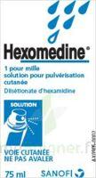 Hexomedine 1 Pour Mille, Solution Pour Pulvérisation Cutanée En Flacon Pressurisé à Libourne