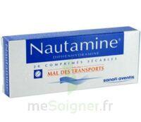 NAUTAMINE, comprimé sécable à Libourne