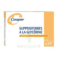 SUPPOSITOIRES A LA GLYCERINE COOPER ADULTES, suppositoire en récipient multidose à Libourne