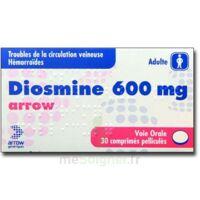 Diosmine Arrow 600 Mg, Comprimé Pelliculé à Libourne