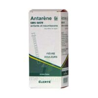 ANTARENE 20 mg/ml NOURRISSONS ET ENFANTS, suspension buvable à Libourne