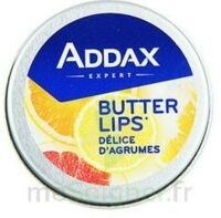 Acheter ADDAX BUTTER LIPS DELICES AGRUMES à Libourne