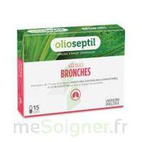 Olioseptil Bronches 15 Gélules à Libourne