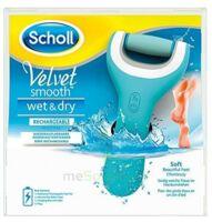 Scholl Velvet Smooth Wet&Dry Râpe électrique rechargeable à Libourne