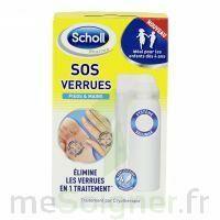 SCHOLL SOS VERRUES à Libourne