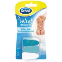Scholl Velvet Smooth Ongles Sublimes Kit De Remplacement à Libourne
