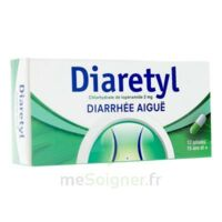 DIARETYL 2 mg, gélule à Libourne