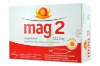 Mag 2 122 Mg S Buv En Ampoule Sans Sucre édulcoré à La Saccharine Sodique 30amp/10ml à Libourne