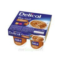 DELICAL RIZ AU LAIT Nutriment caramel pointe de sel 4Pots/200g à Libourne