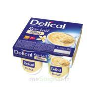 DELICAL RIZ AU LAIT Nutriment vanille 4Pots/200g à Libourne