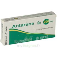 ANTARENE 200 mg, comprimé pelliculé à Libourne