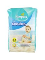 Pampers Splashers taille 3-4 (6-11kg) maillot de bain jetables à Libourne