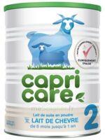 Capricare 2eme Age Lait Poudre De Chèvre Entier 800g à Libourne