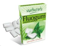 FLUOGUM Chew gum dragée menthe forte à Libourne