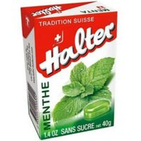 Halter Bonbons Sans Sucre Menthe à Libourne