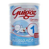 Guigoz Optipro 1 Lait En Poudre B/800g à Libourne