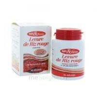 NAT&FORM EXPERT Levure de riz rouge Gélules B/90 à Libourne