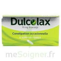 DULCOLAX 10 mg, suppositoire