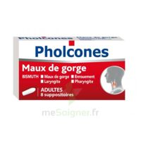 Pholcones Bismuth Adultes, Suppositoire à Libourne