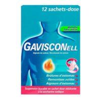 Gavisconell Suspension Buvable Sachet-dose Menthe Sans Sucre 12sach/10ml à Libourne
