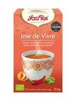 Yogi Tea Joie de Vivre à Libourne