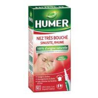 HUMER Nez très bouché, sinusite, rhume à Libourne