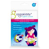 Orgakiddy Protège-cuvette Toilettes Xl Pochette/10 à Libourne