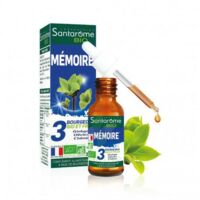 Santarome Complexes Bourgeons Solution Buvable Mémoire Fl/30ml à Libourne