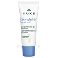 Crème Fraiche® De Beauté - Crème Hydratante 48h Et Anti-pollution30ml à Libourne
